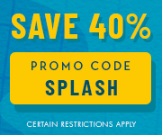 Save with promo code SPLASH
